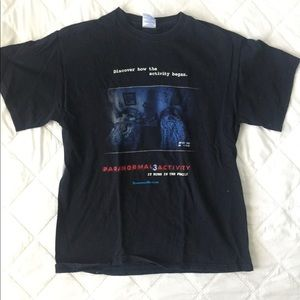 Paranormal Activity 3 Premiere Event Tee